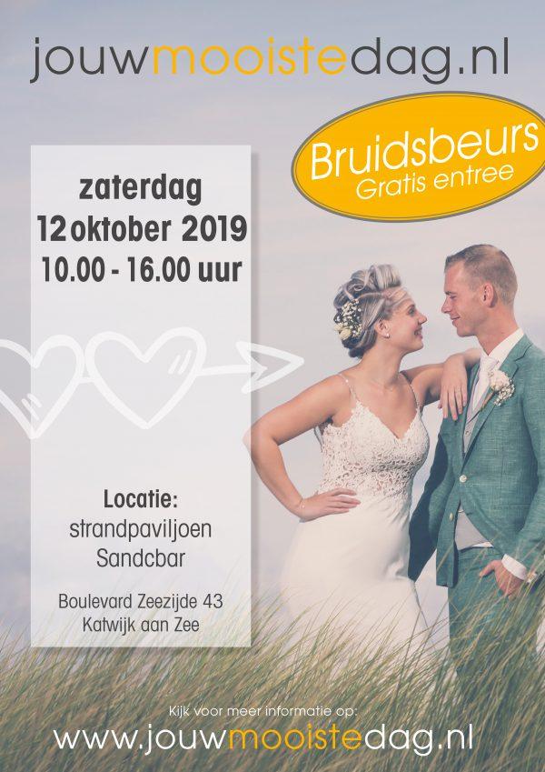 Bruidsbeurs Katwijk 12-10-19 Jouw Mooiste Dag